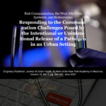 west nile crisis communications cover
